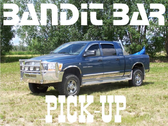 link to bandit bar pick up page